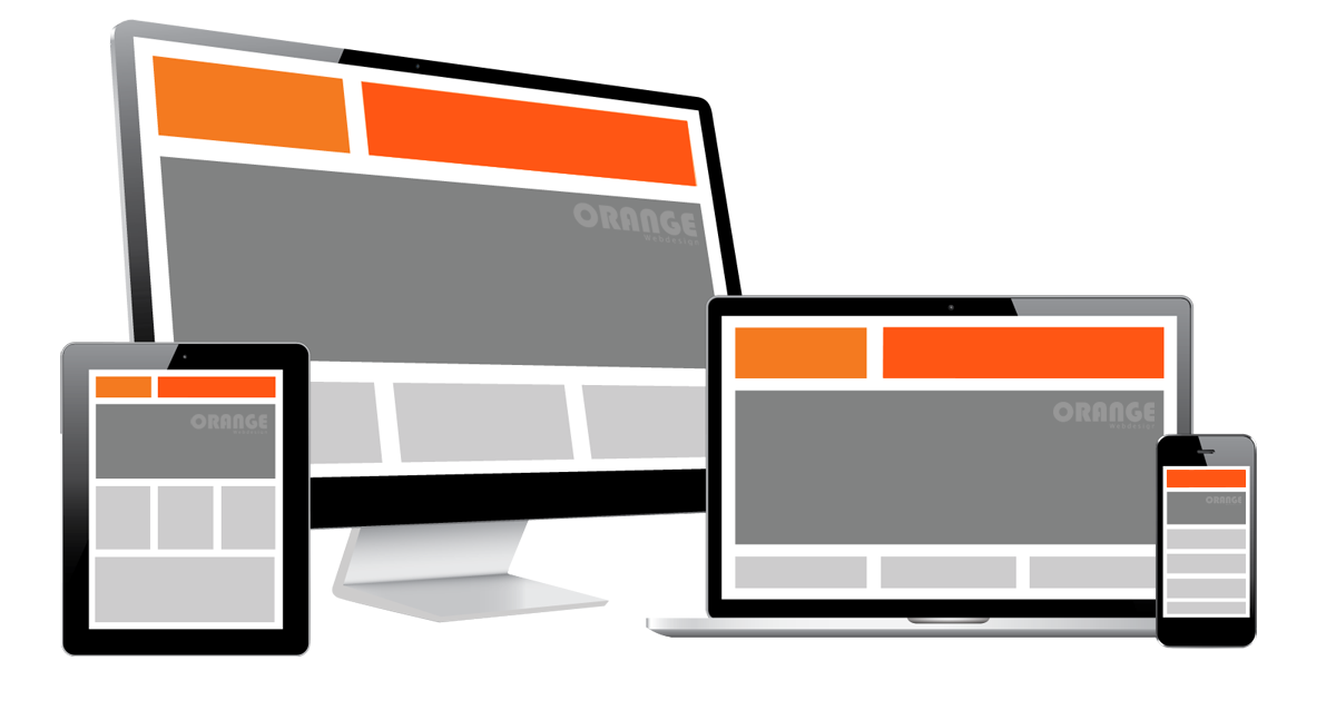Responsive Webdesign von Orange Webdesign
